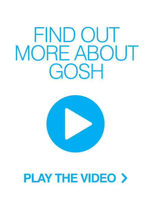Find out more about GOSH video