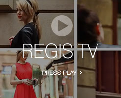 REGIS TV. PRESS PLAY >