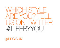Which style are you? Tell us on Twitter #LIFEBYYOU