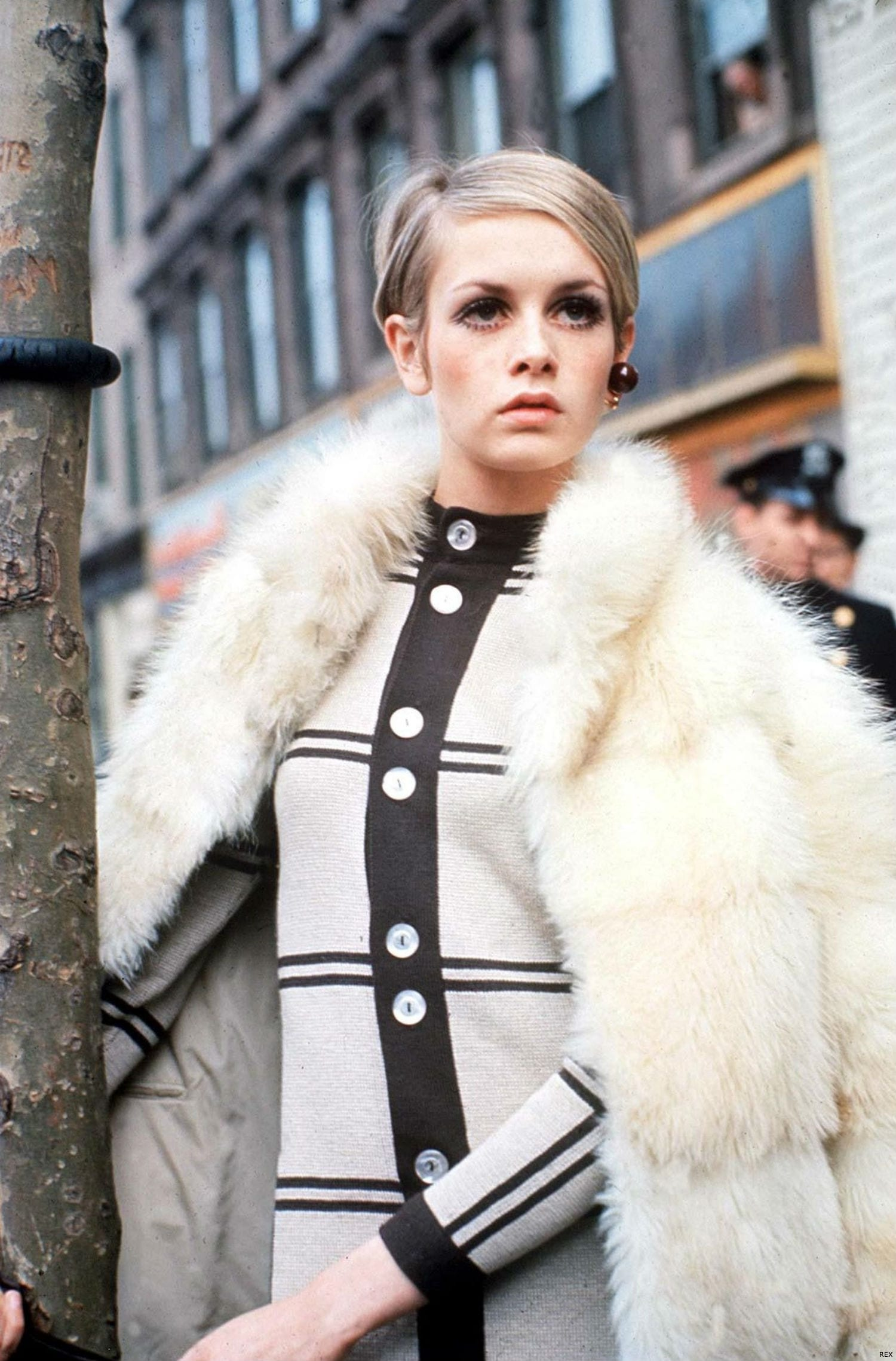 Top Five Hairstyles Ever Twiggy