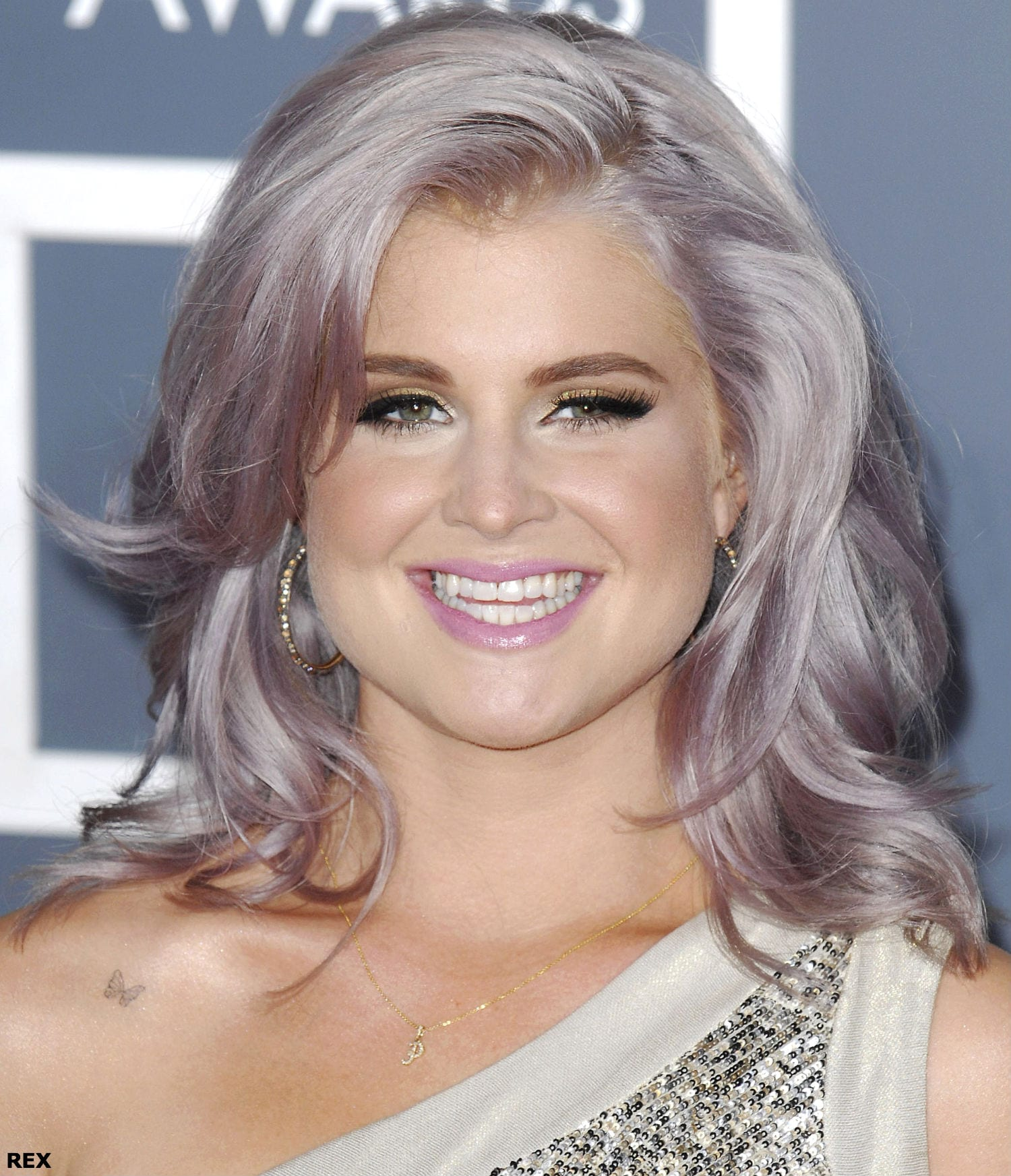 Kelly Osbourne Hair Grammys