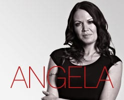 Meet the team - Angela