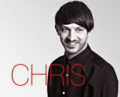 Meet the team - Chris