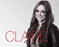 Meet the team - Claire