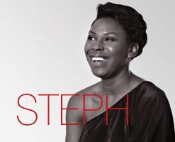 Meet the team - Steph