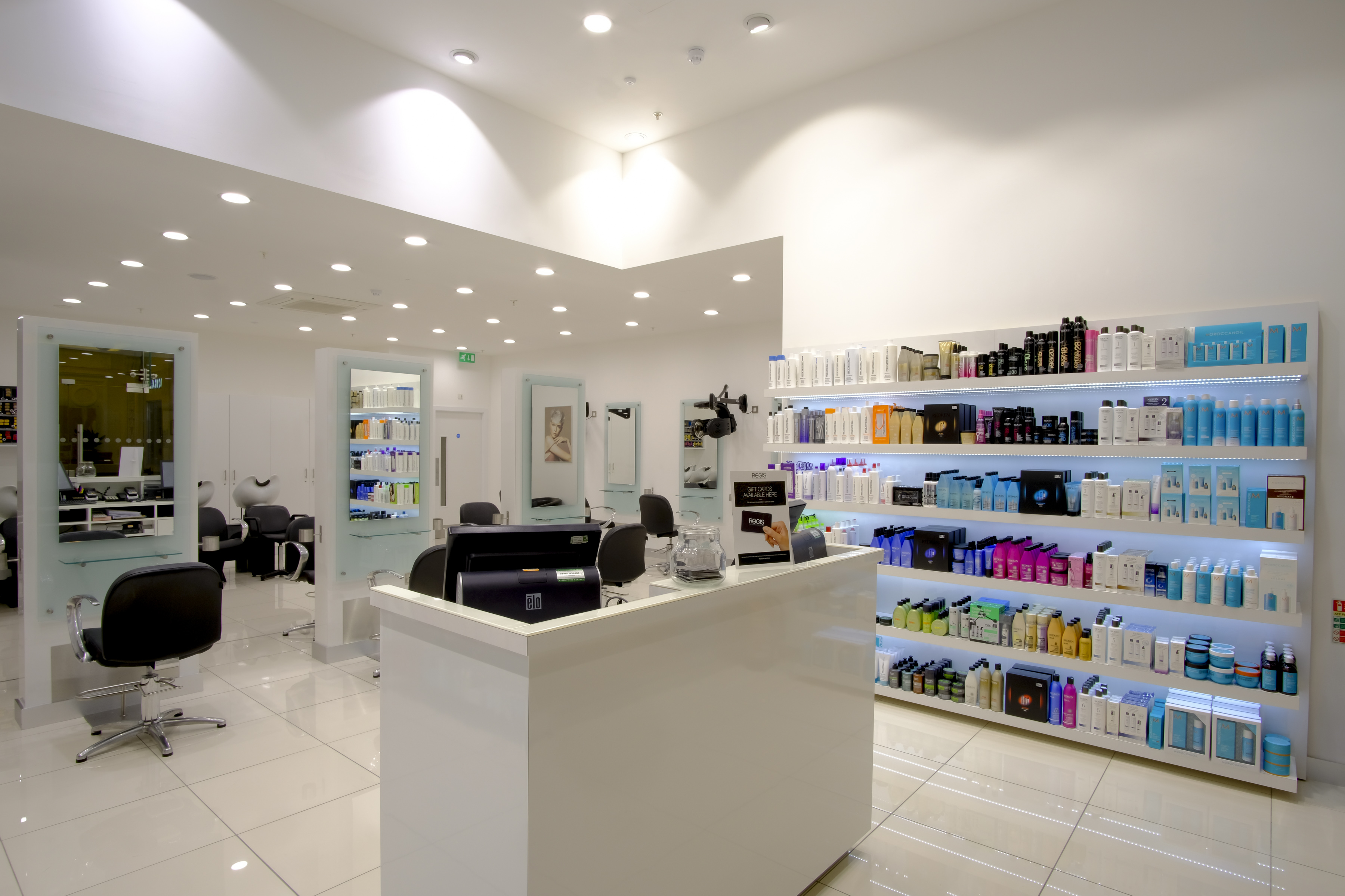 hair salon in Manchester based in the Trafford Centre