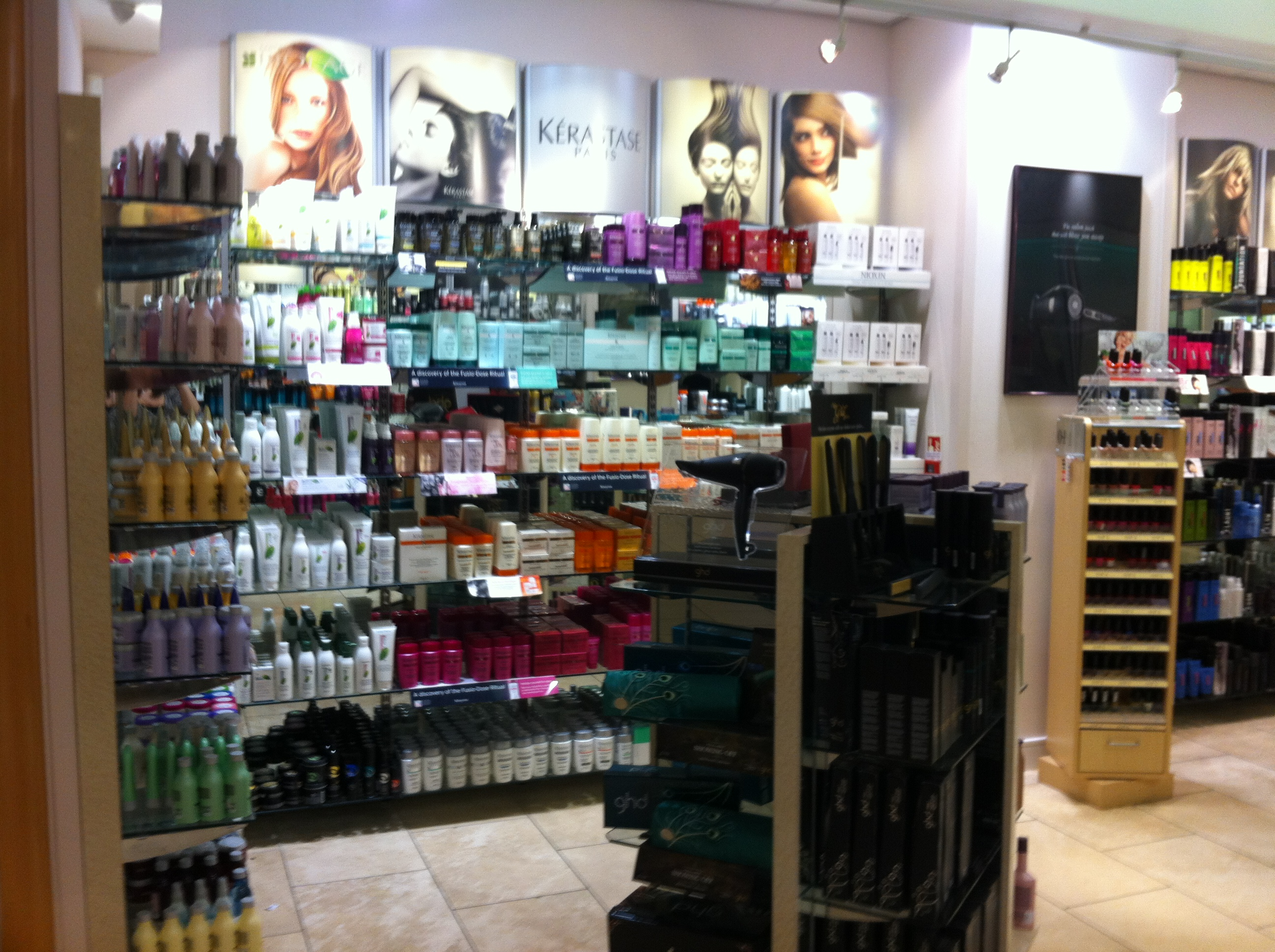 hair salon in Lakeside, Thurrock Essex