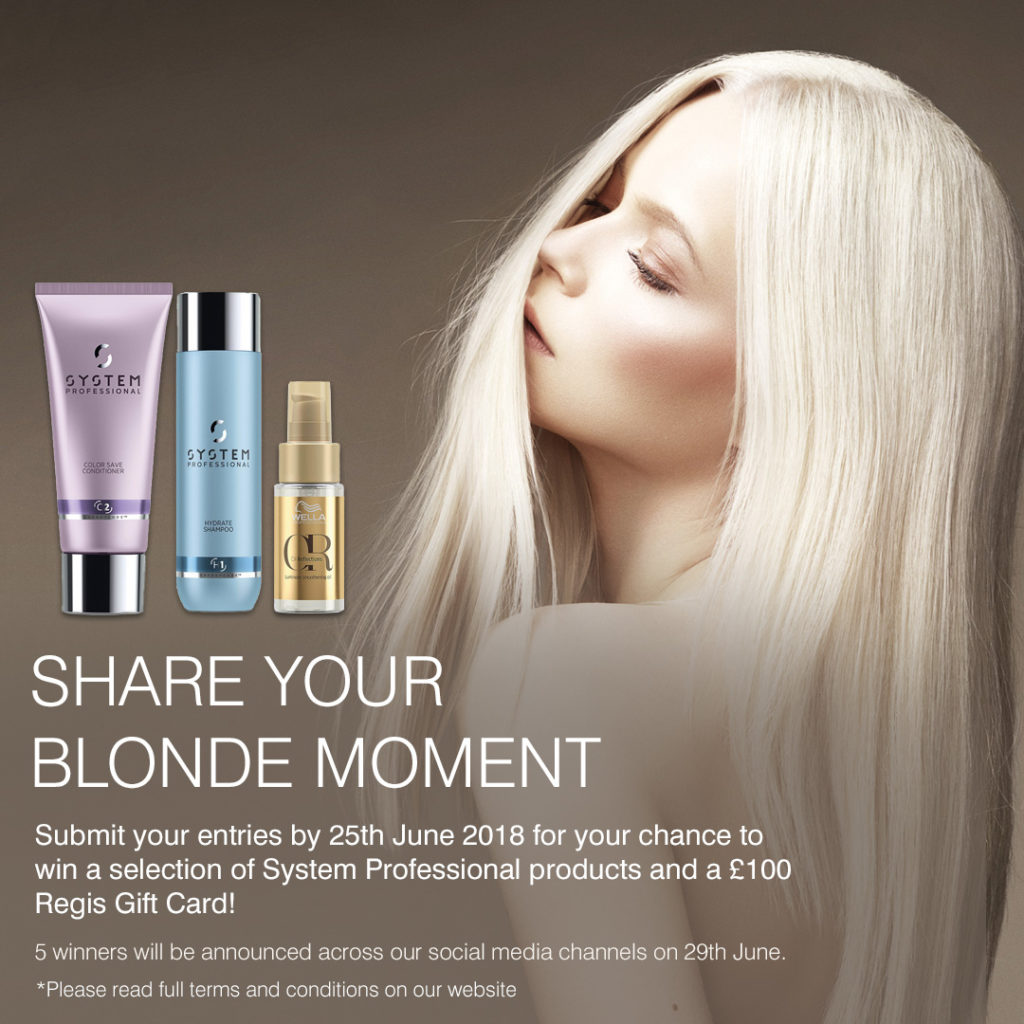 Changing perceptions: are you having a 'blonde moment'?