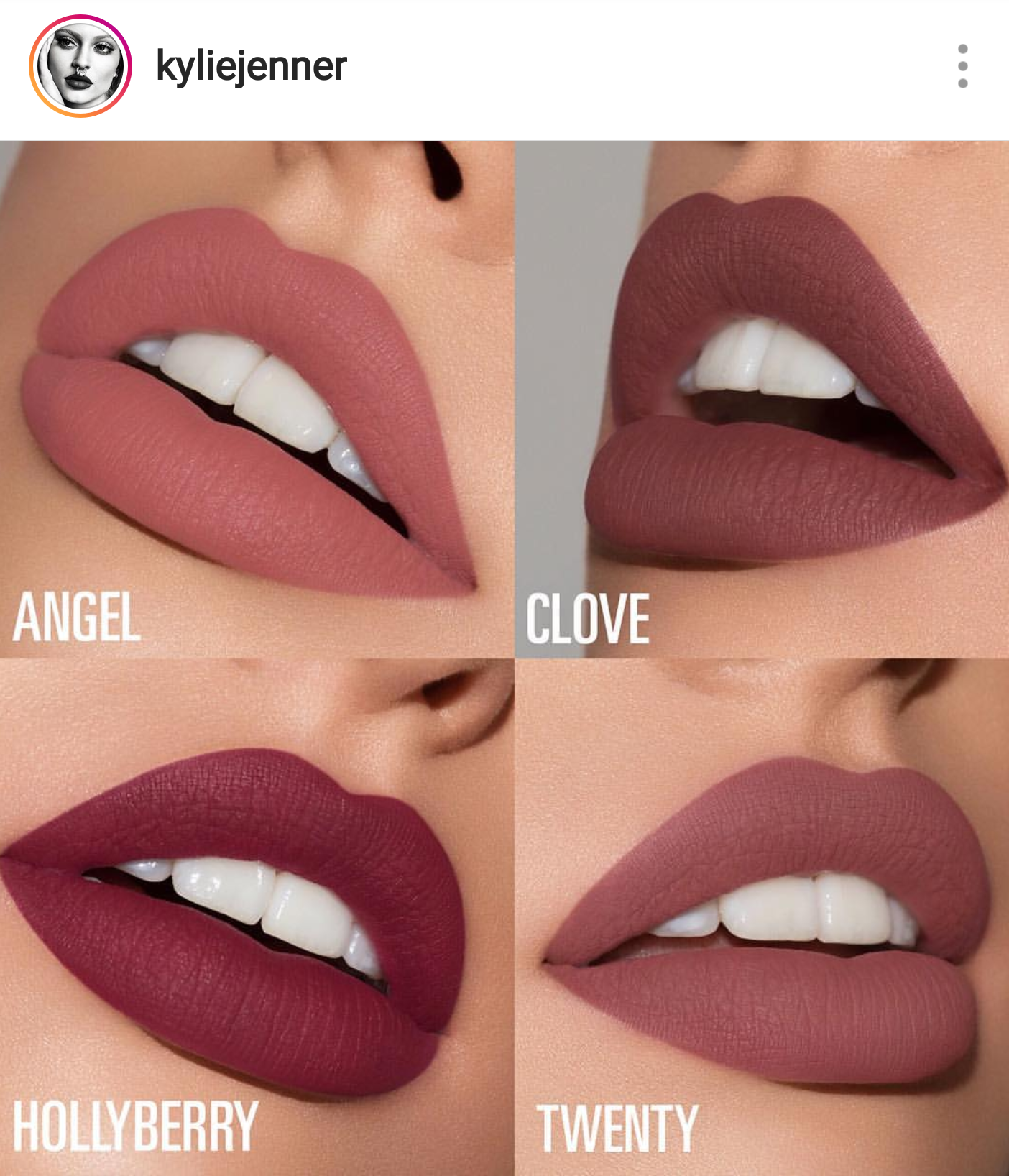 d018777bd0e However, we're sure that the 'master of branding' will be able to juggle  both looks, the more natural as well as the Kylie cosmetics full glam look.