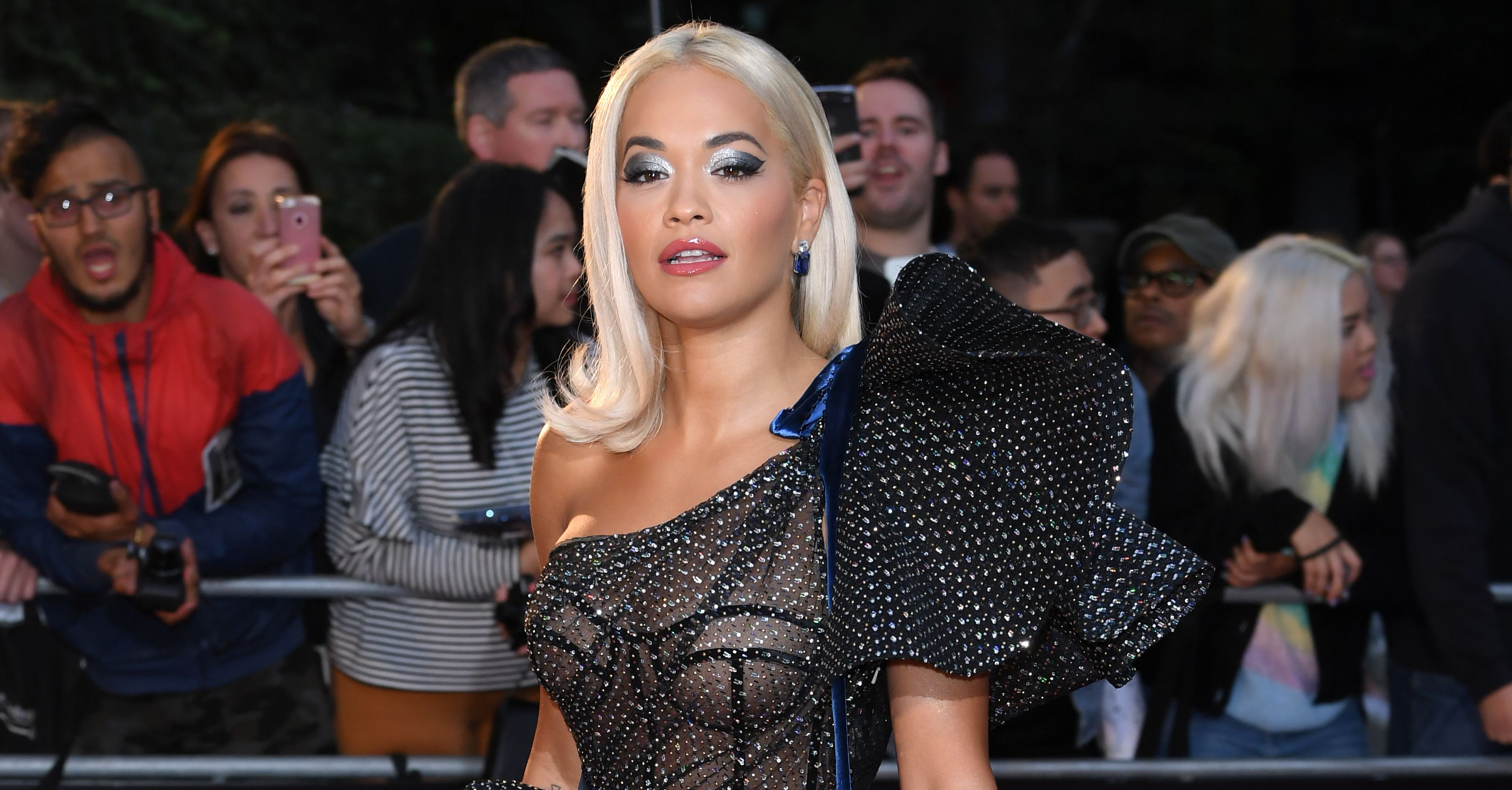 Rita Ora GQ Awards 2018