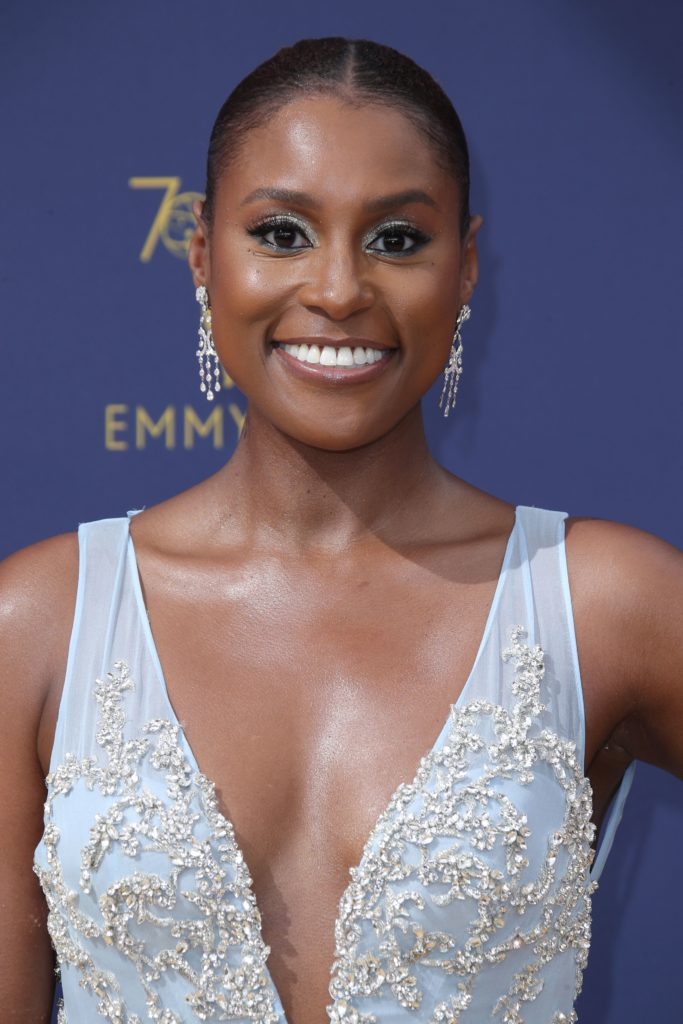 Issa Rae The 2018 Emmys