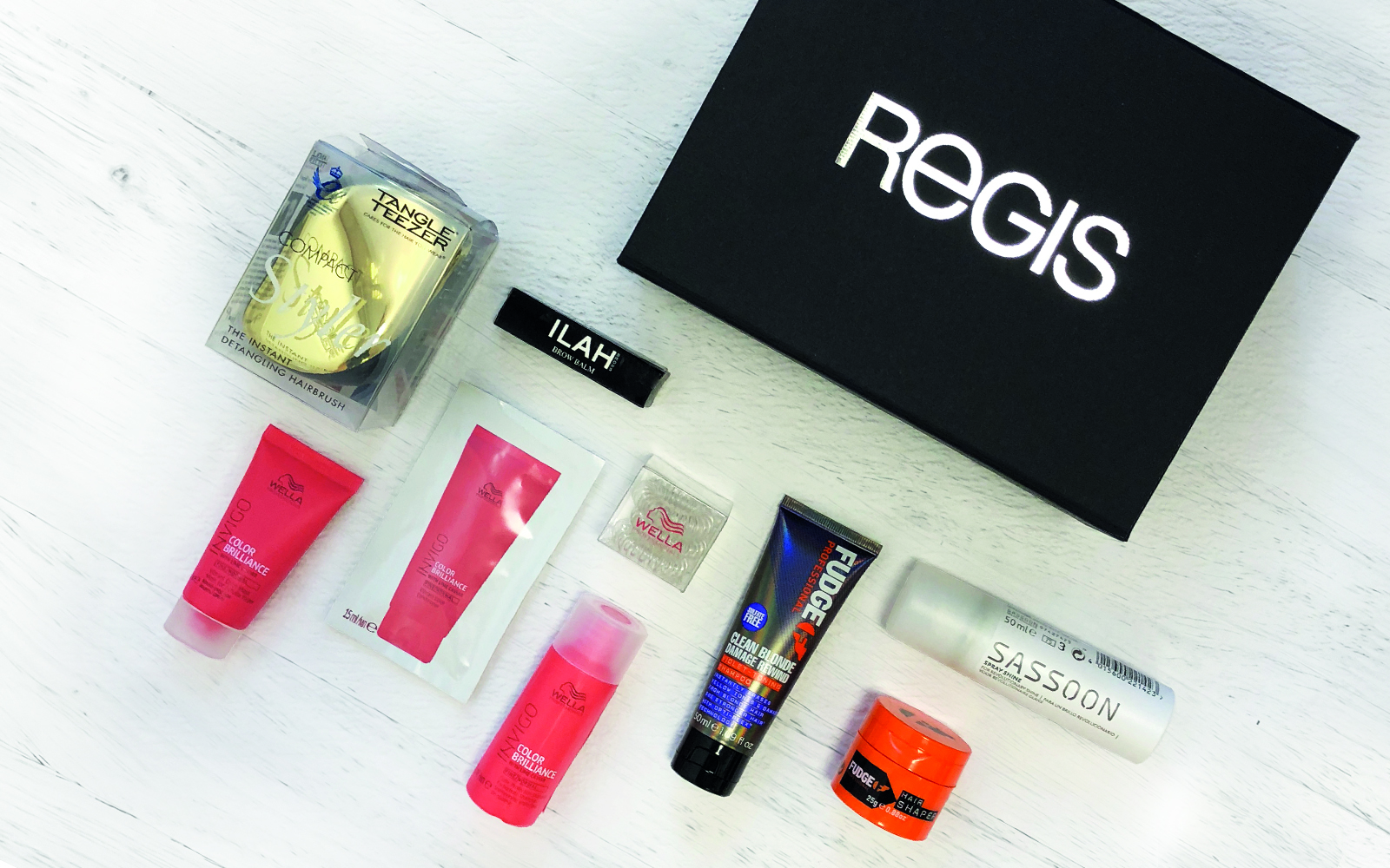 Regis Beauty Box Limited Edition