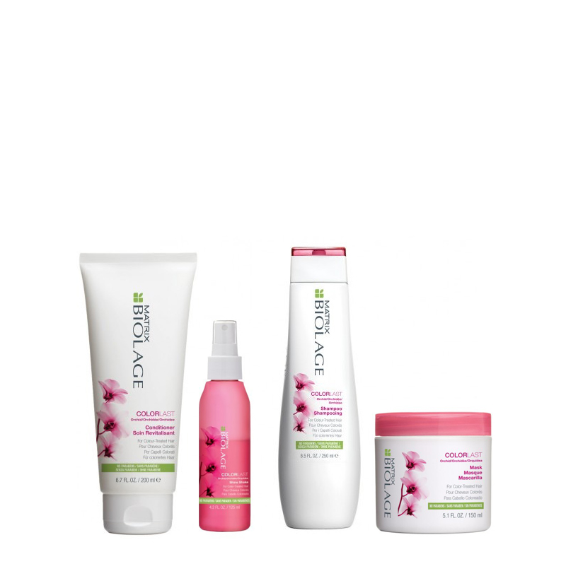 Matrix Biolage Colourlast range