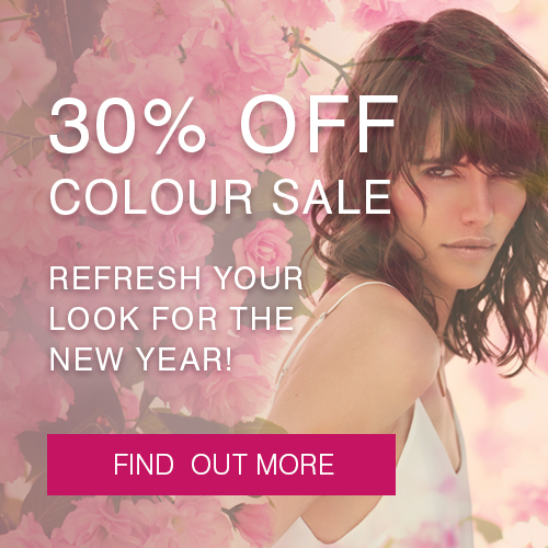 30% off colour sale
