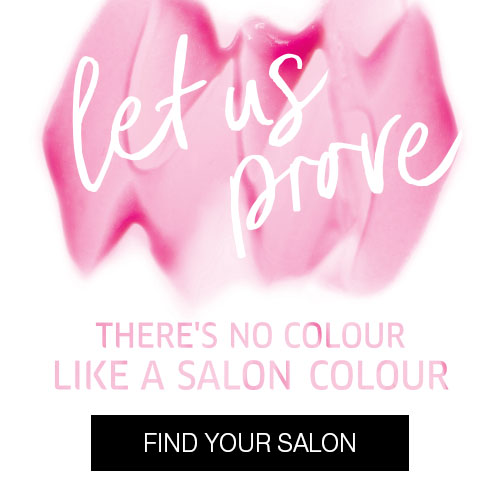 There's no colour like a salon colour