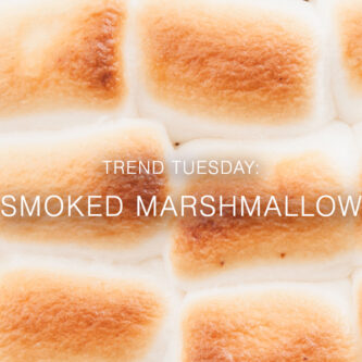 Smoked Marshmallow Hair Colour Trend