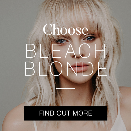 Choose Bleach Blonde