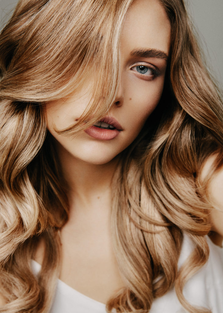 Choose Colour - Balayage Regis Campaign Image