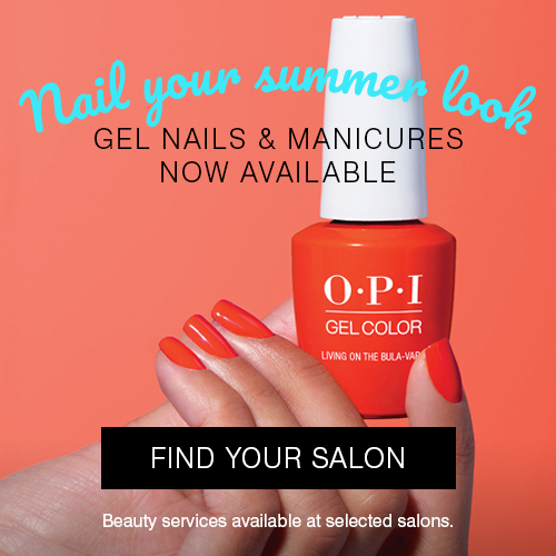 Gel nails & manicures now available