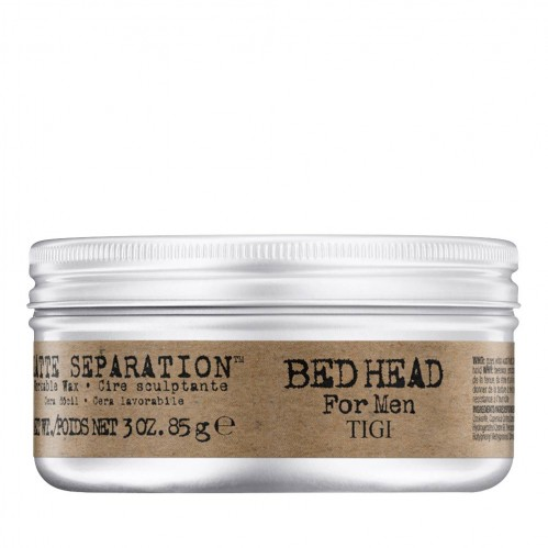 TIGI Bed Head For Men Matt Separation Workable Wax