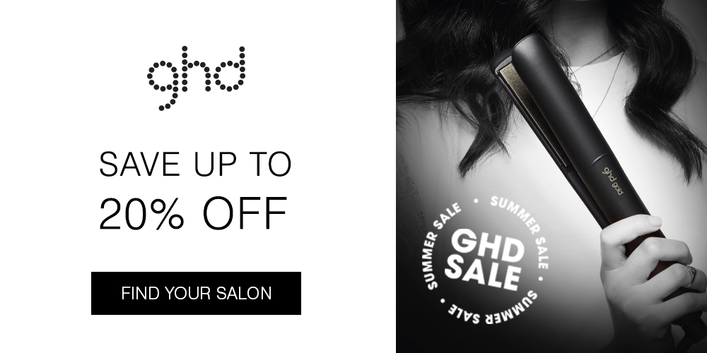 ghd sale - save up to 20% off