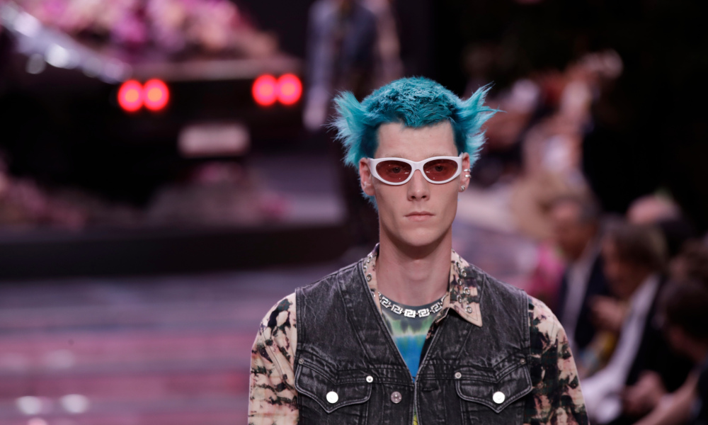 Versace Mens Spring Summer Collection 2020 Milan