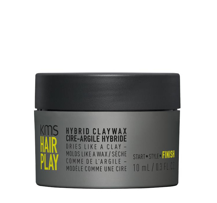 KMS Hairstay Hard Wax 10ml