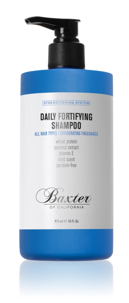Baxter Daily Fortifying Shampoo
