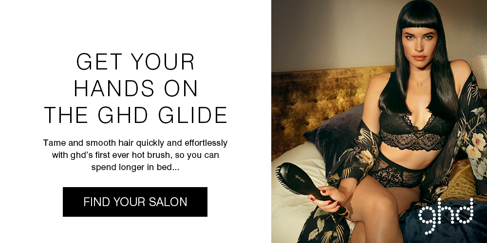 Get your hands on the ghd Glide