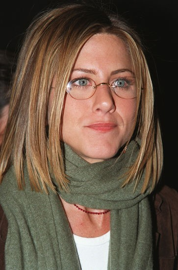 Short bob hairstyle Jennifer Aniston