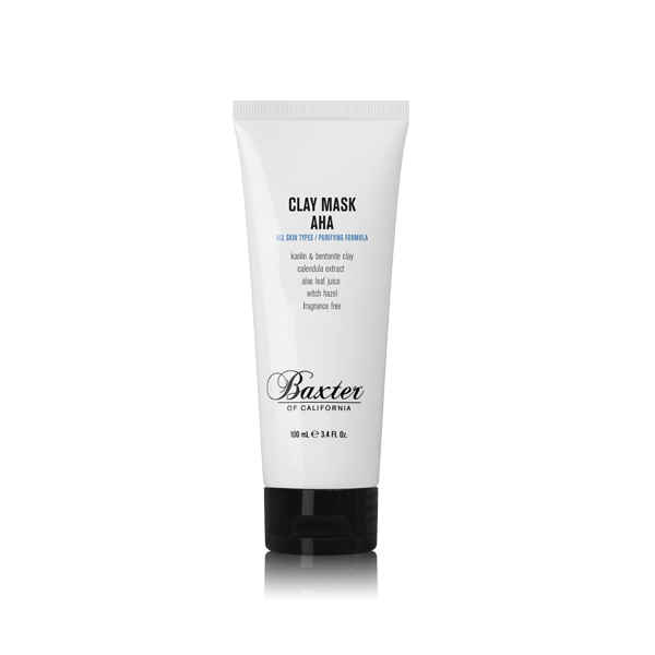 Christmas gift ideas Baxter of California Clay Mask AHA