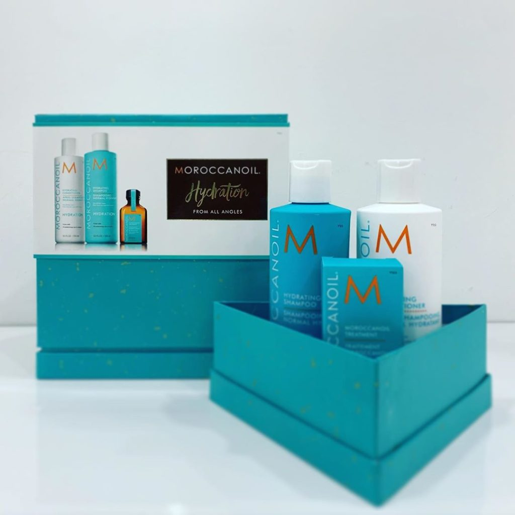 Gift Ideas Moroccanoil Hydrate gift set