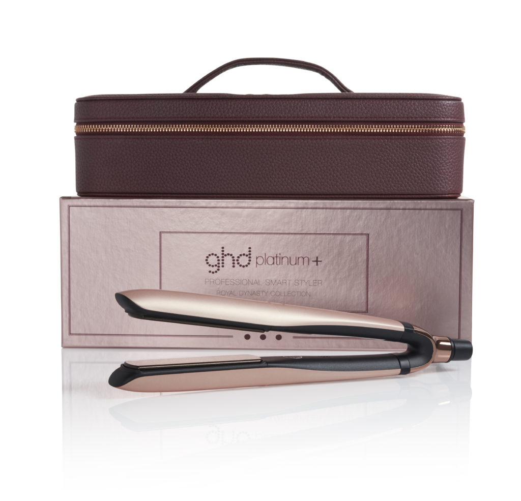 Christmas gift ideas ghd Royal Dynasty Rose Gold Platinum+ Gift