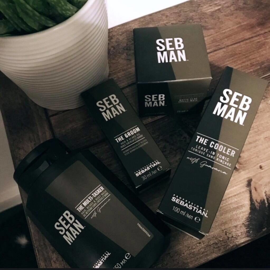 Christmas gift ideas Seb Man range
