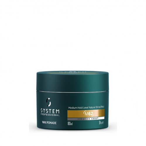 Christmas gift ideas System Professional Man M62 Wax Pomade 80ml