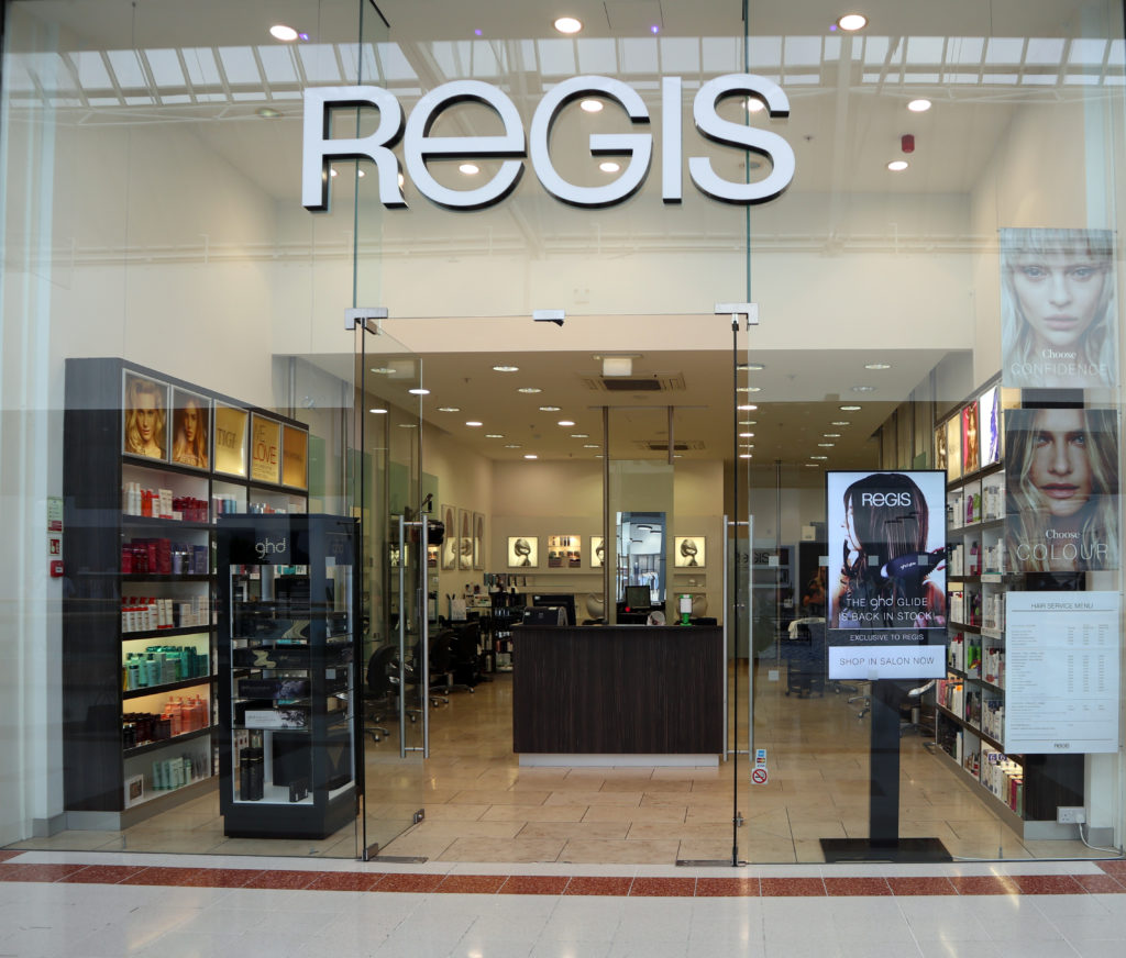 Mother's Day at Regis Salon