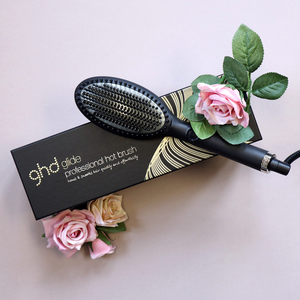 Mother's Day ghd glide professional hot brush