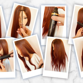 S bend tutorial Regis salons
