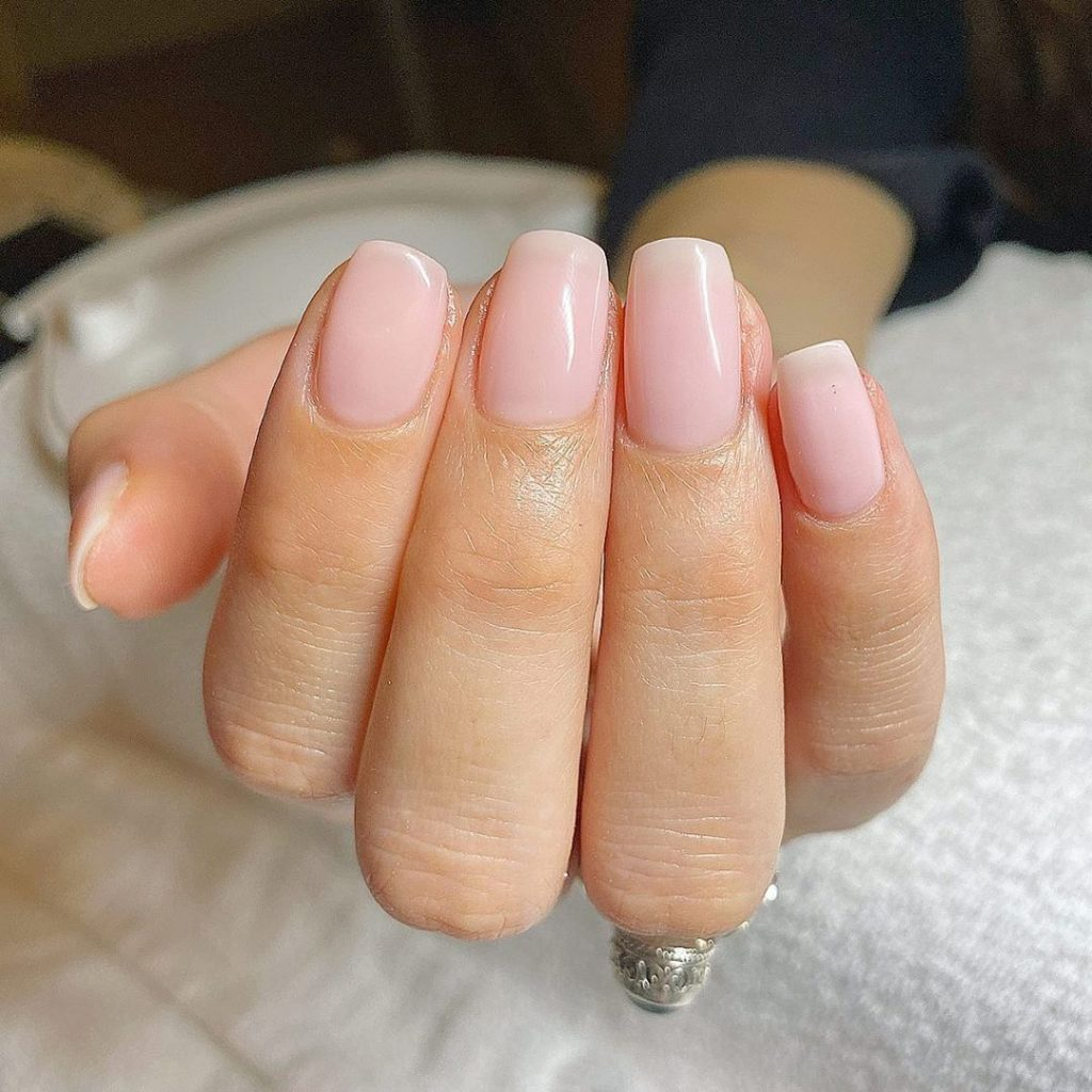 Nail care with OPI