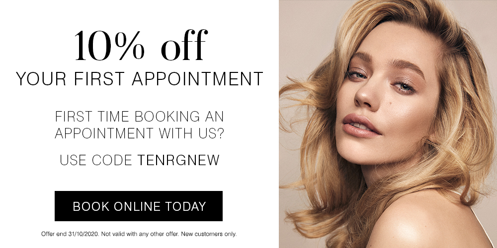 10% off for new customers