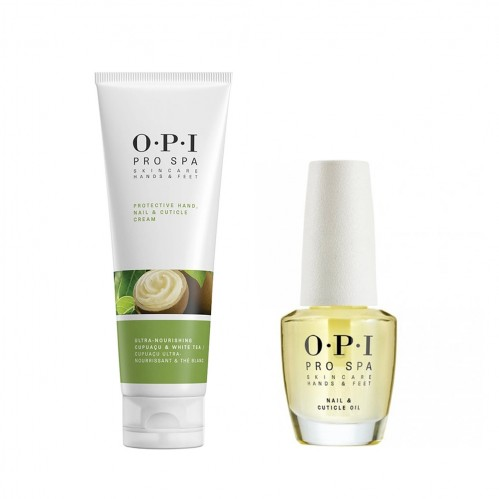 Regis Christmas gift ideas OPI Care Bundle For Mani XL Giftset