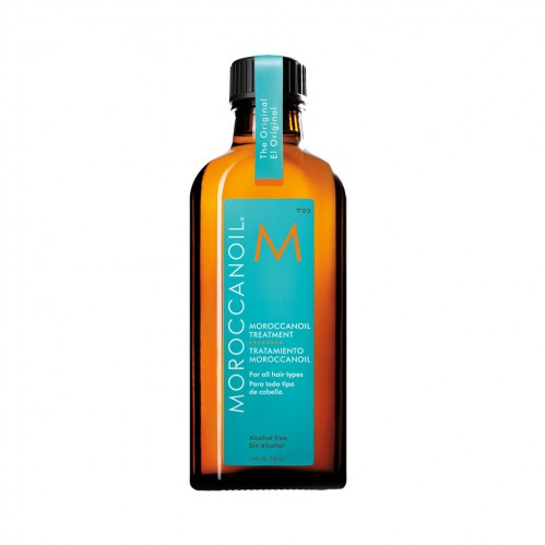 Regis Winter haircare Moroccanoil Treatment