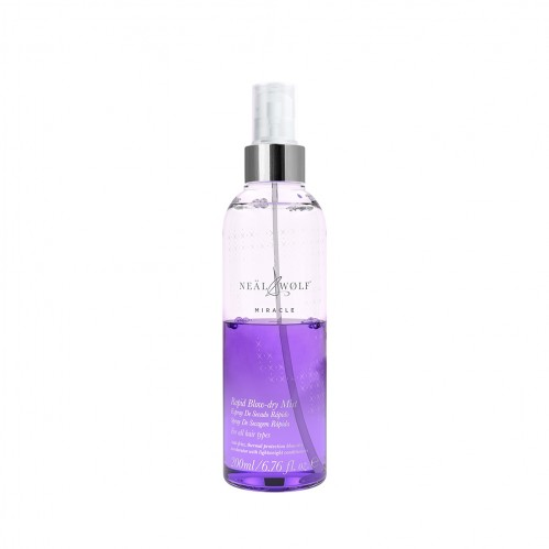 Regis Winter haircare Neal & Wolf Miracle Rapid Blow Dry Mist