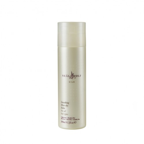 Neal & Wolf Silk Smoothing Blow Dry Balm