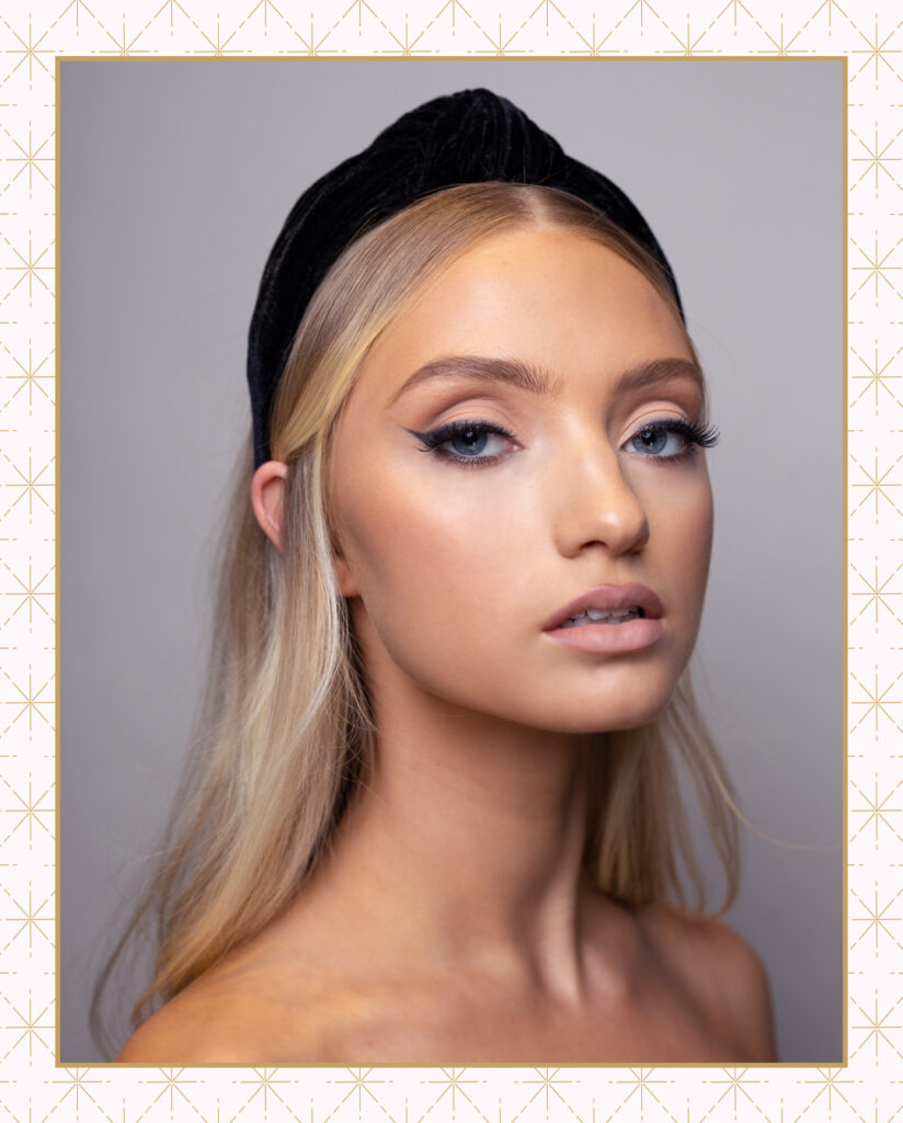 Regis Party Hairstyles 2020 Black Knotted Headband