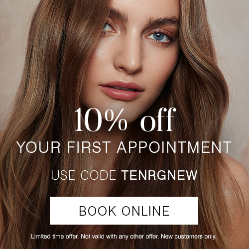 10% off your first visit