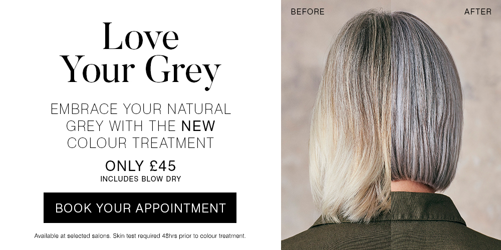 Introducing Love Your Grey