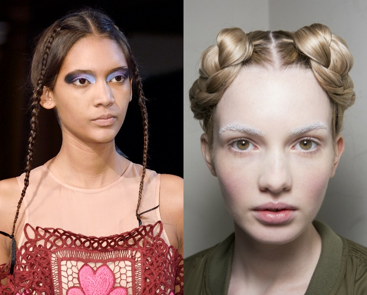 Image result for aw16 hair plaits