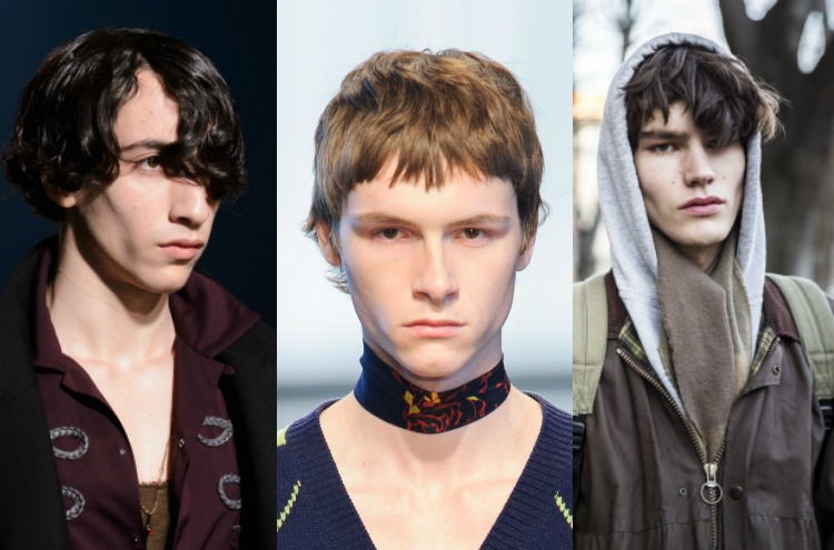 AW16 Mens Hair Trend Fringes