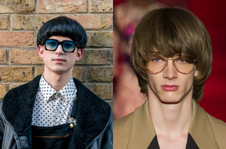 AW16 Men's Hair Trends - The Bowl Cut